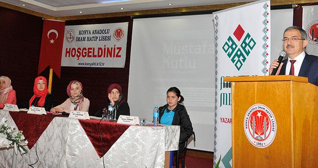 """""""Anadolu Mektebi Yazar Okumaları Projesi"""" devam ediyor"""