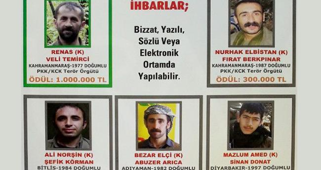 'Çözüm Süreci'ni bitiren teröristler öldürüldü