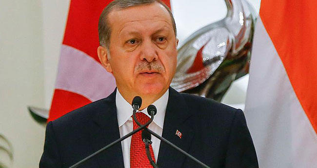 Cumhurbaşkanı Erdoğan: Birleşmiş Milletler Güvenlik Konseyinde adalet yok