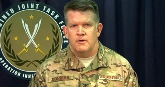 ABD'li komutandan itiraf gibi PKK açıklaması!