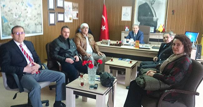 Konya Lisesi'nden tarihi pul projesi