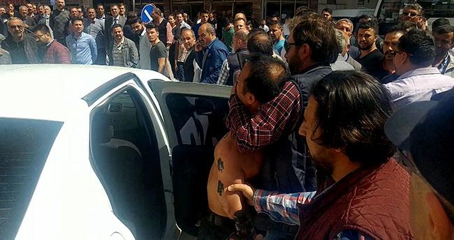 Konya'da havaya rastgele ateş açan kişi yakalandı