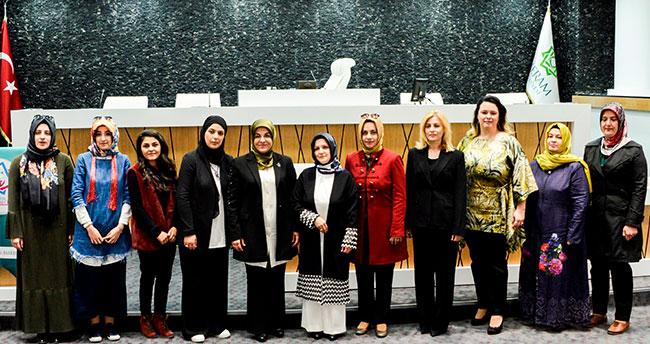 Meram Kadın Meclisi kuruldu