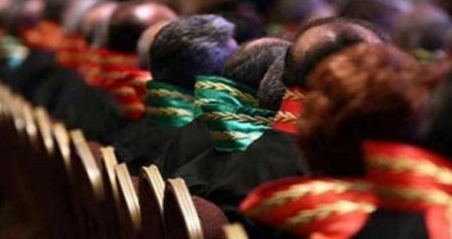 4 bin 238 hakim ve savcı ihraç edildi!