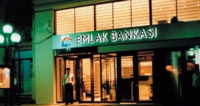 Emlak Bankası geri dönüyor!