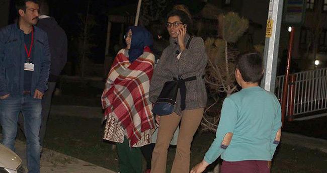 Erzurum'da 4,7 büyüklüğünde deprem meydana geldi