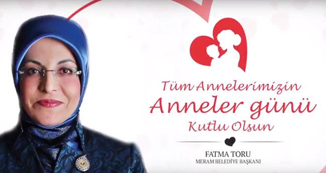 Meram Belediyesi'nden Anneler Günü'ne özel klip
