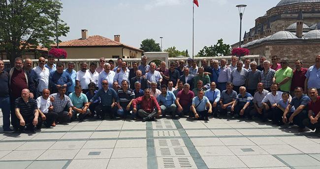 Konya'da anlamlı etkinlik – Tam 29 yıl sonra…