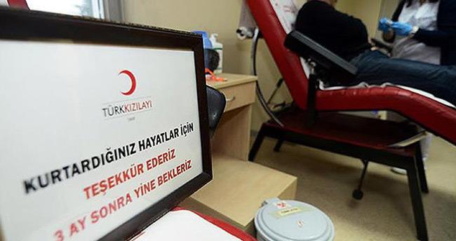Türk Kızılayından 'hayati stok' uyarısı
