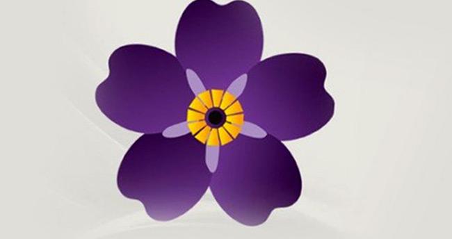 Facebook'taki mor çiçeğe büyük tepki büyüyor