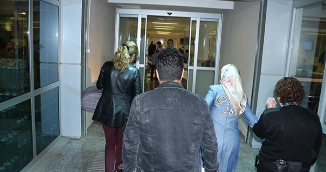 Zonguldak'ta FETÖ'den aranan kadın hastaneye doğuma gelince yakalandı