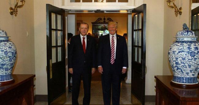Trump, Erdoğan'dan Papaz Andrew Brunson'ı istedi