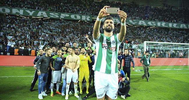 Atiker Konyaspor tarihinde ilk kez finalde