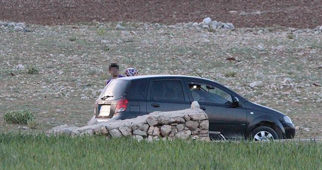 Konya'da bir kişi av tüfeğiyle kızını rehin aldı, polise ateş edip kaçtı