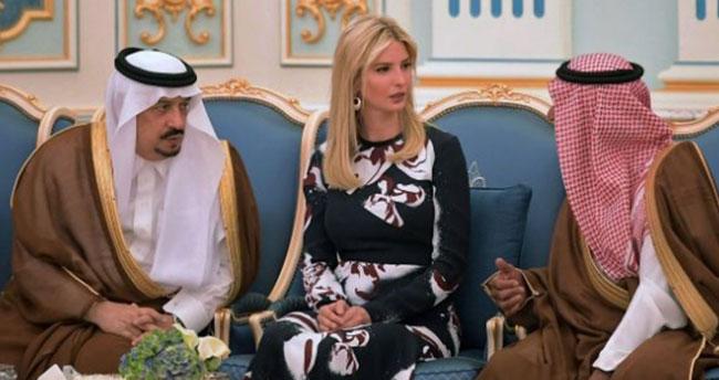 Suudi işadamı Trump'ın evli kızına talip oldu
