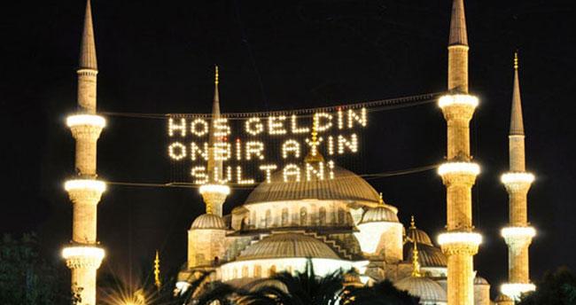 Konya 2017 Ramazan İmsakiyesi