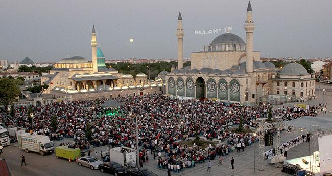 Konya'da Sultan Selim Camii ibadete açılıyor