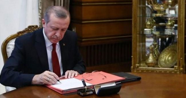 Erdoğan, milyonları ilgilendiren kanunu onayladı
