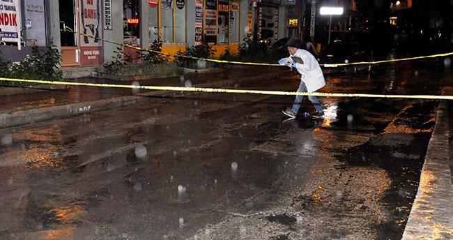 Konya'da kahvehane kurşunlandı!