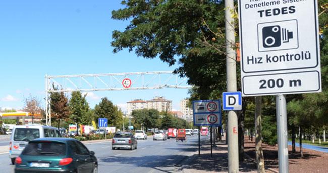 Trafik Elektronik Denetleme Sistemi geri dönüyor! İstanbul ve Konya'da başlıyor