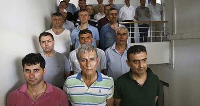 FETÖ'den 10 ayda 50 bin 136 kişi tutuklandı