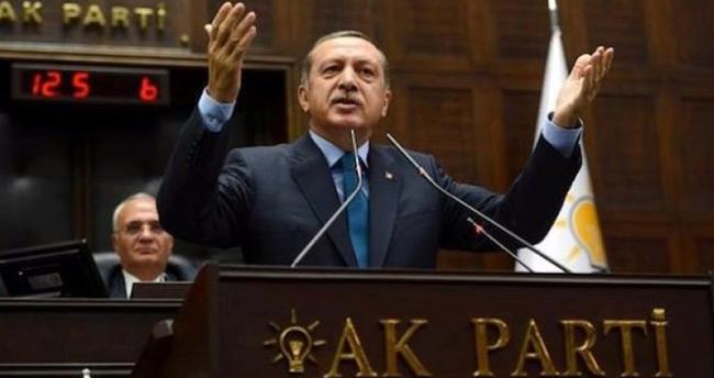 AK Parti grup toplantısında Erdoğan konuşacak