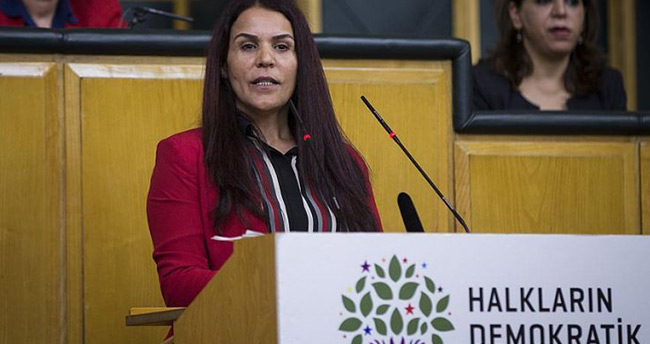 HDP'li vekil Besime Konca yeniden tutuklandı!