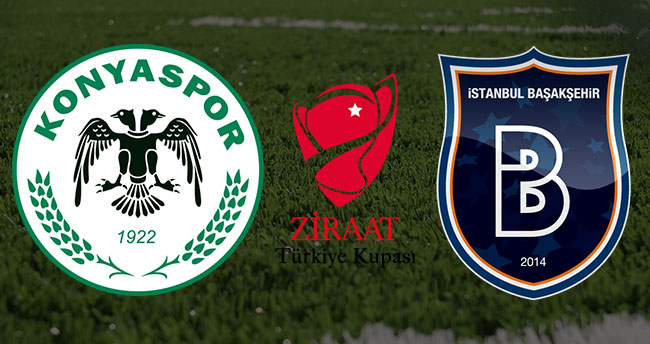 Başakşehir ve Konyaspor'un kupa serüveni