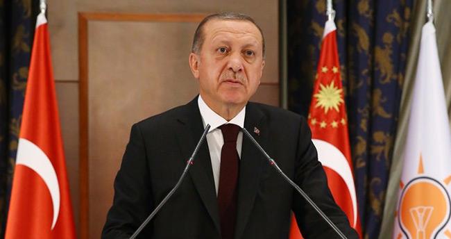 Erdoğan:Teşkilatlarımızda metal eskimesi görüyorum
