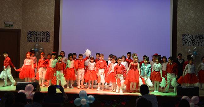 Şehit Osman Küçükdillan İlkokulu'nda okuma sevinci
