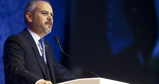 Gençlik ve Spor Bakanı Kılıç Açıklaması