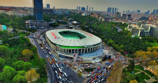 Vodafone Arena'nın ismi değişti!