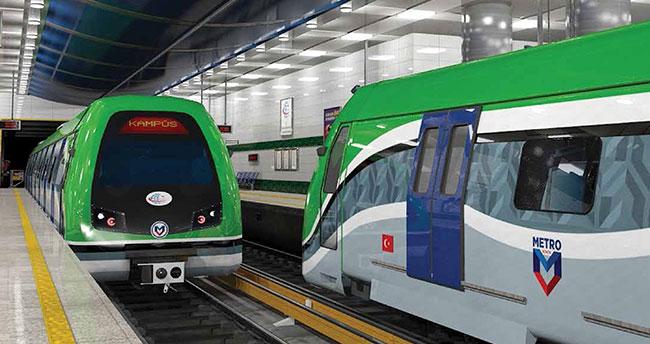 Konya'da metro için acele kamulaştırma kararı