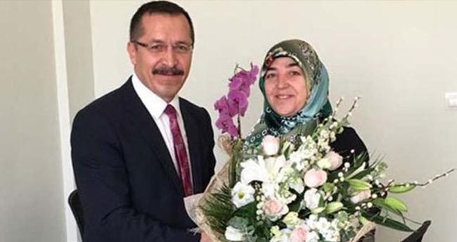 Eşini sekreter atayan rektöre Bakan Yılmaz'dan tepki