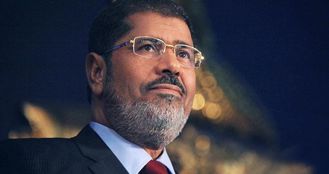 """Mursi'den """"Vatanım ve dinim için buradayım"""" mesajı"""