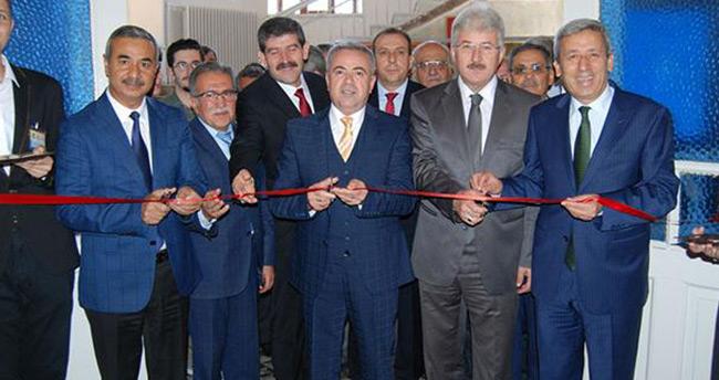 Konya'da pul sergisi açıldı
