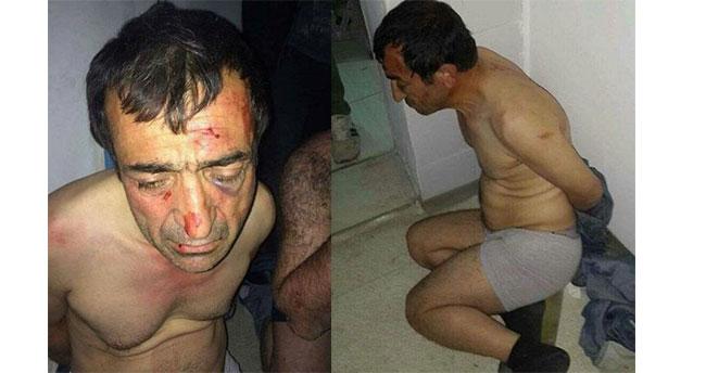 Van'da Emniyet binasına saldıran teröristler yakalandı.
