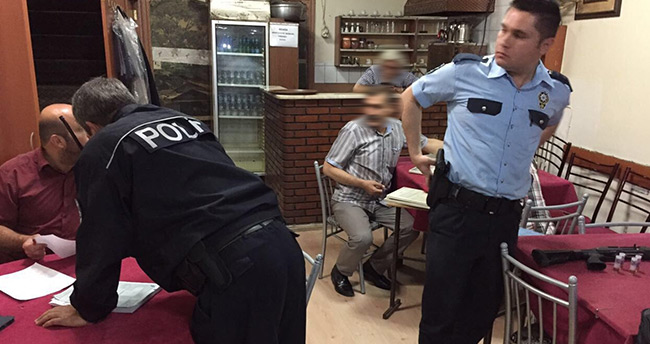 """Konya'da 12 adreste 36 personelle """"Huzur Ramazan 2"""" Uygulaması"""