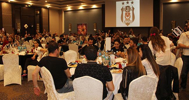 Konya'da Beşiktaşlılar iftar programında bir araya geldi