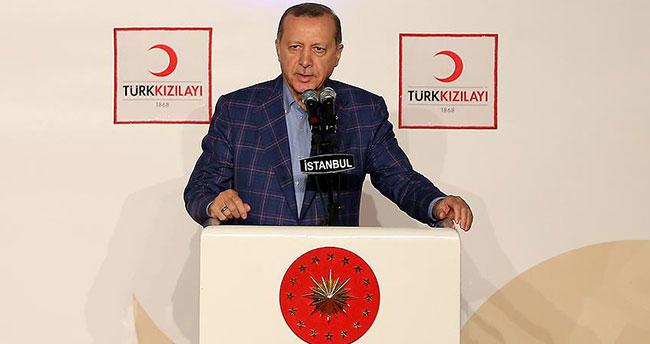 Türk Kızılayı dünyanın önde gelen kuruluşlarından biridir