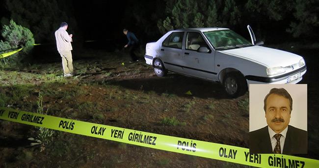 Konya'da tüfek ustası ormanda öldürülmüş bulundu