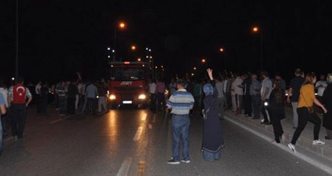 Konya'da jetler alçaktan uçuş yapıyor iddiası vatandaşı tedirgin etti