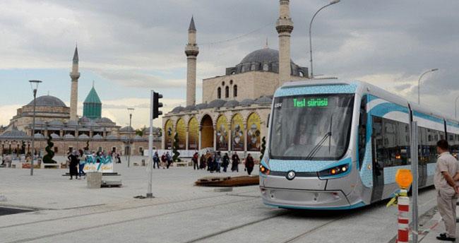 Konya'da LYS adaylarına toplu taşıma ücretsiz