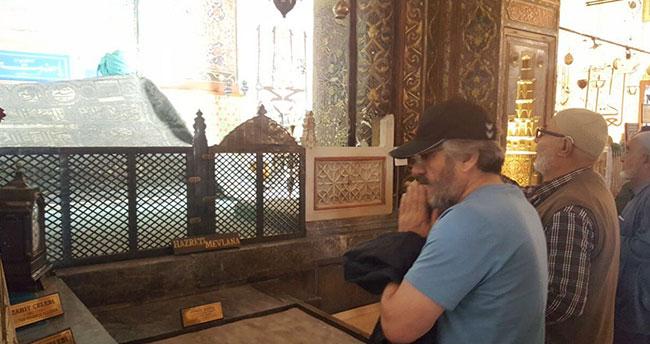 Mustafa Reşit Akçay'dan Mevlana Müzesi'ne ziyaret