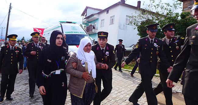 Konyalı Şehit Uzman Çavuş Erol son yolculuğuna uğurlandı