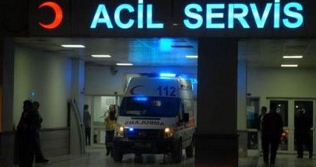 Kastamonu'da 38 asker hastaneye kaldırıldı