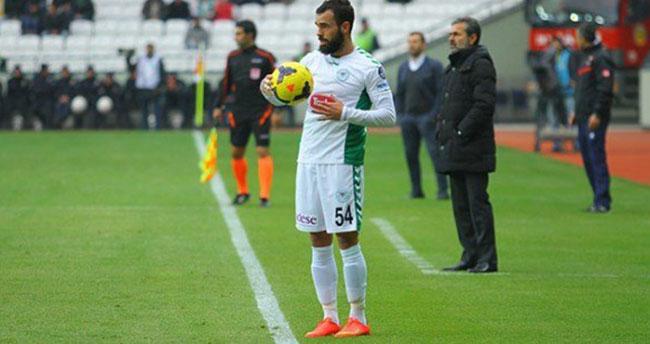 Mehmet Uslu Konyaspor'dan ayrıldı