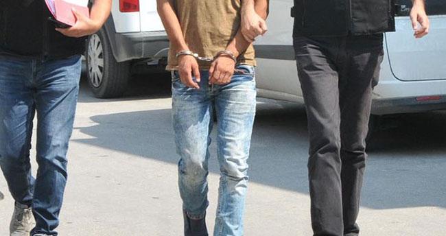 İç çamaşırında uyuşturucu ile yakalanan Suriyeli amca ve yeğene 10'ar yıl hapis