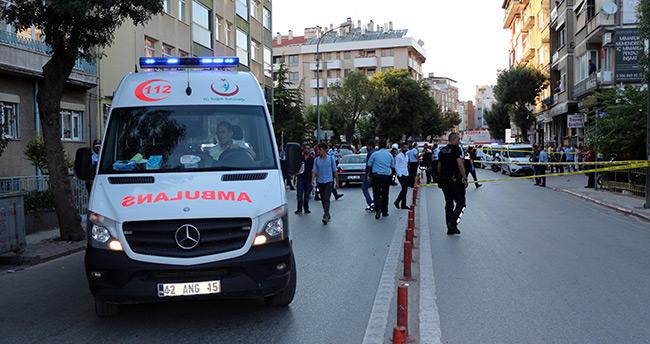 Konya'da şehir magandalarının silahlı kavgasında lise öğrencisi yaralandı
