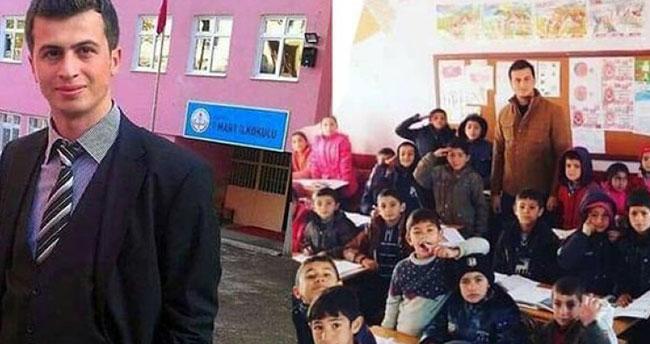 Kaçırılan öğretmenin babası konuştu!